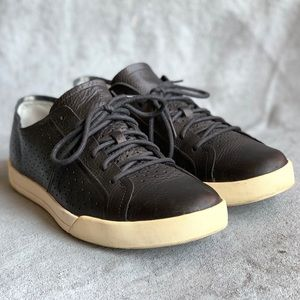 Cole haan x Nike air leather sneakers